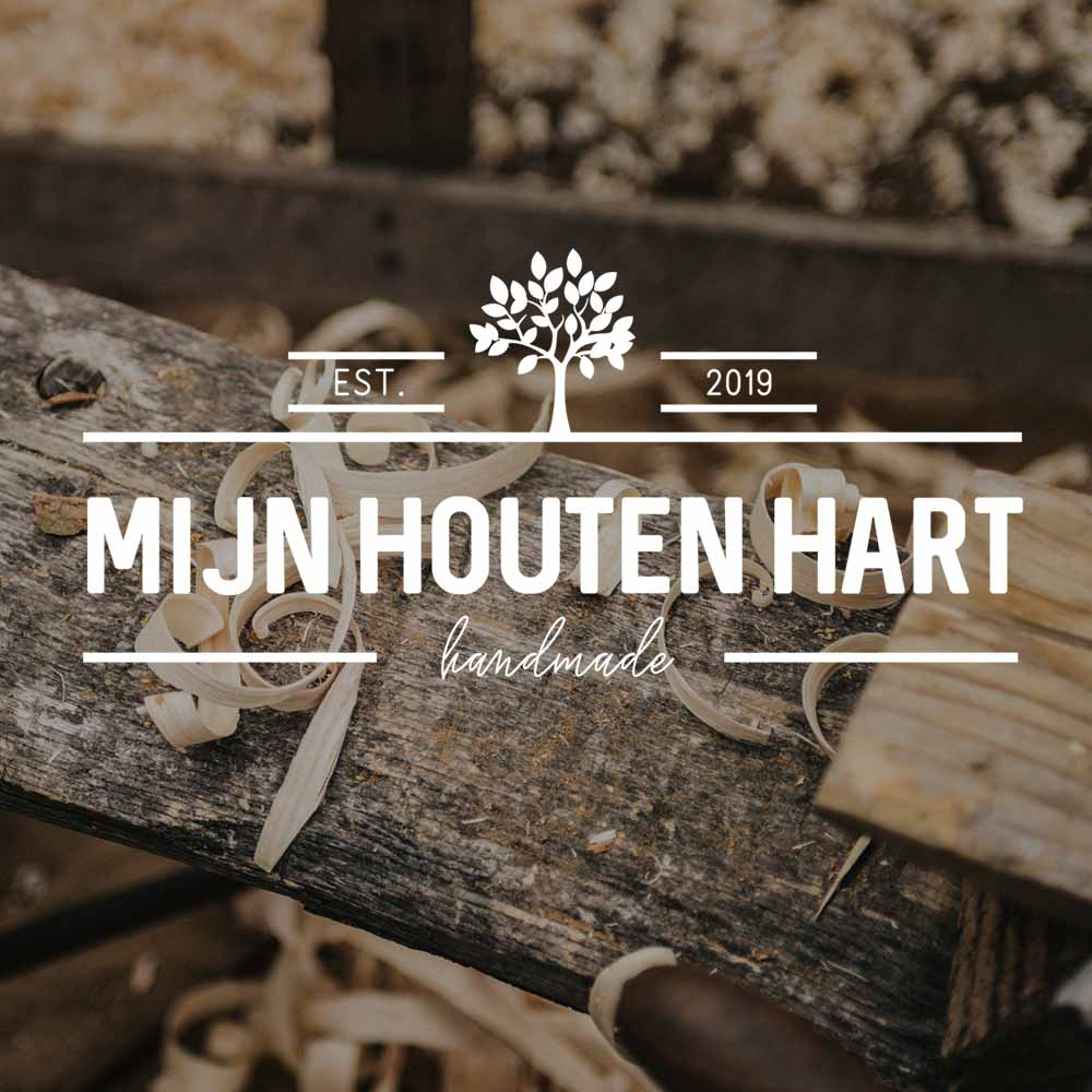 Branding Mijn Houten Hart