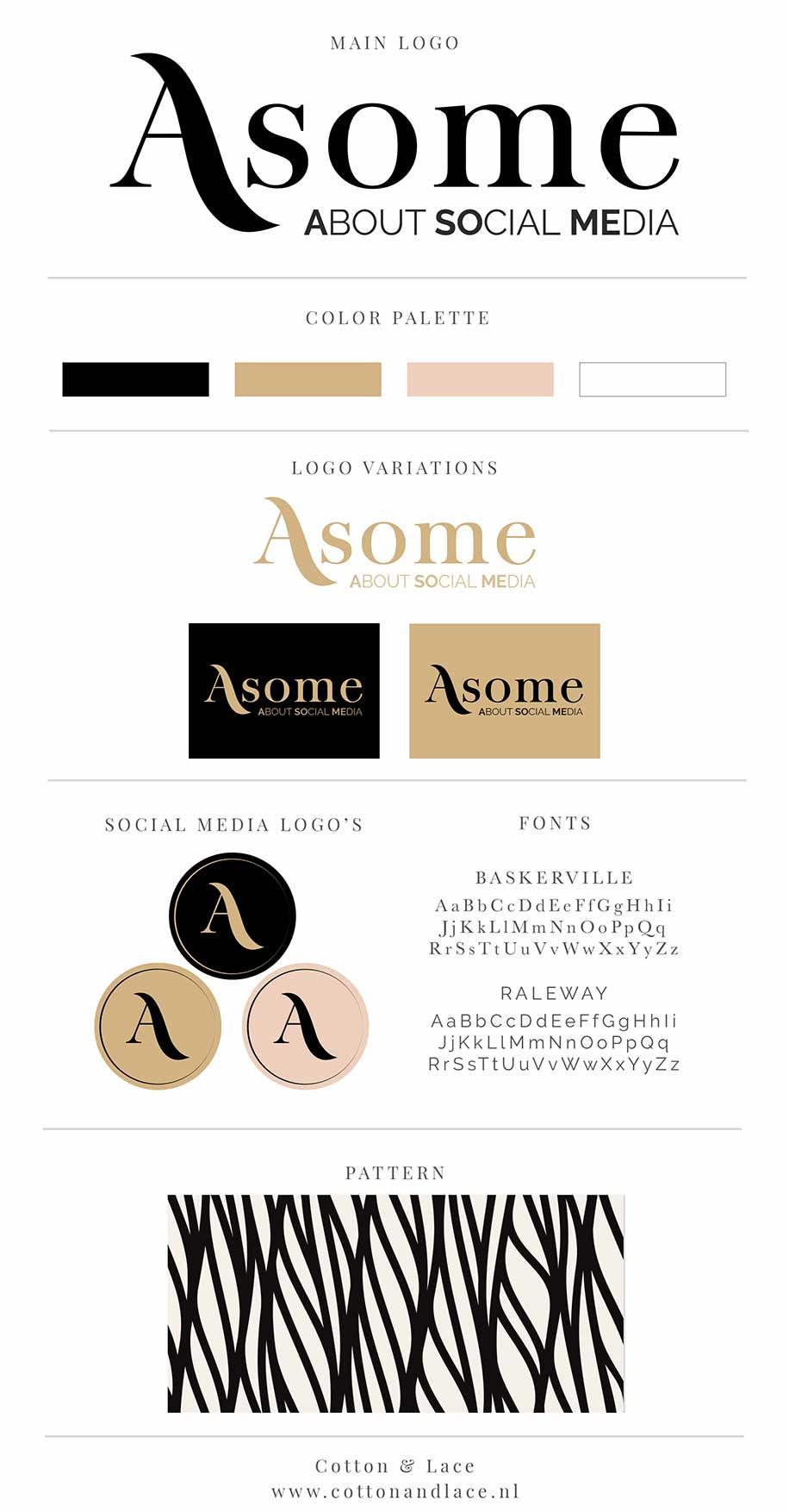 Brandboard Asome