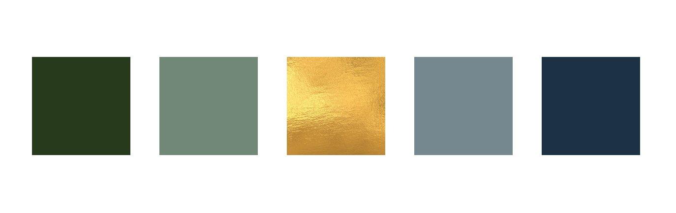 Kleurenpalet Fotograaf Septembergroen
