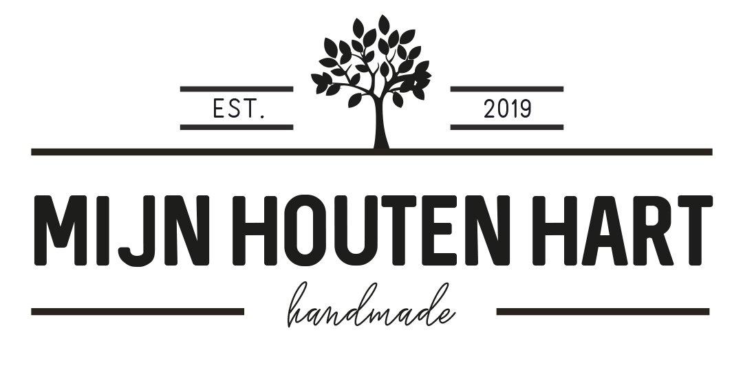 Logo voor meubelmaker Mijn Houten Hart