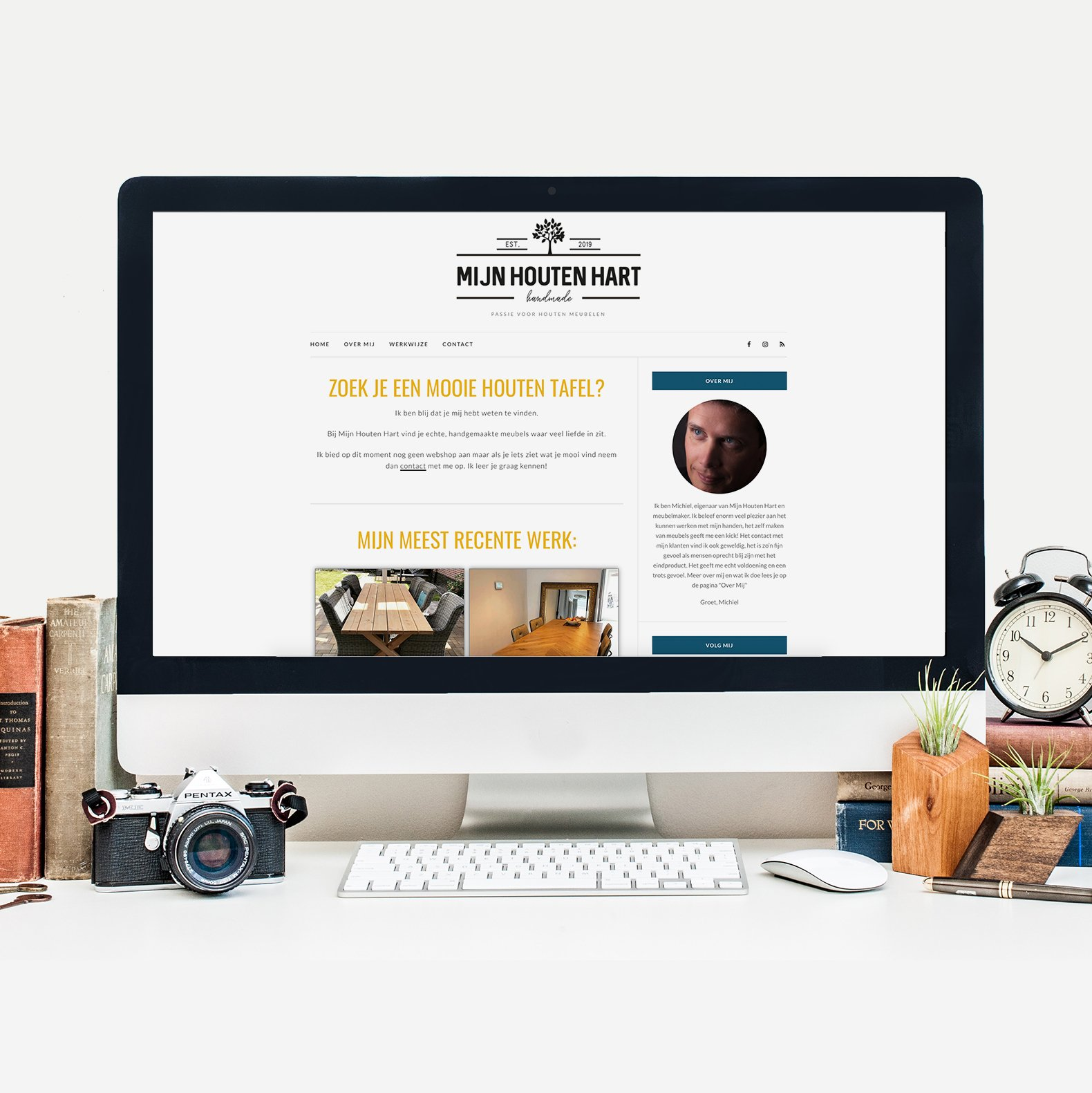 Website meubelmaker