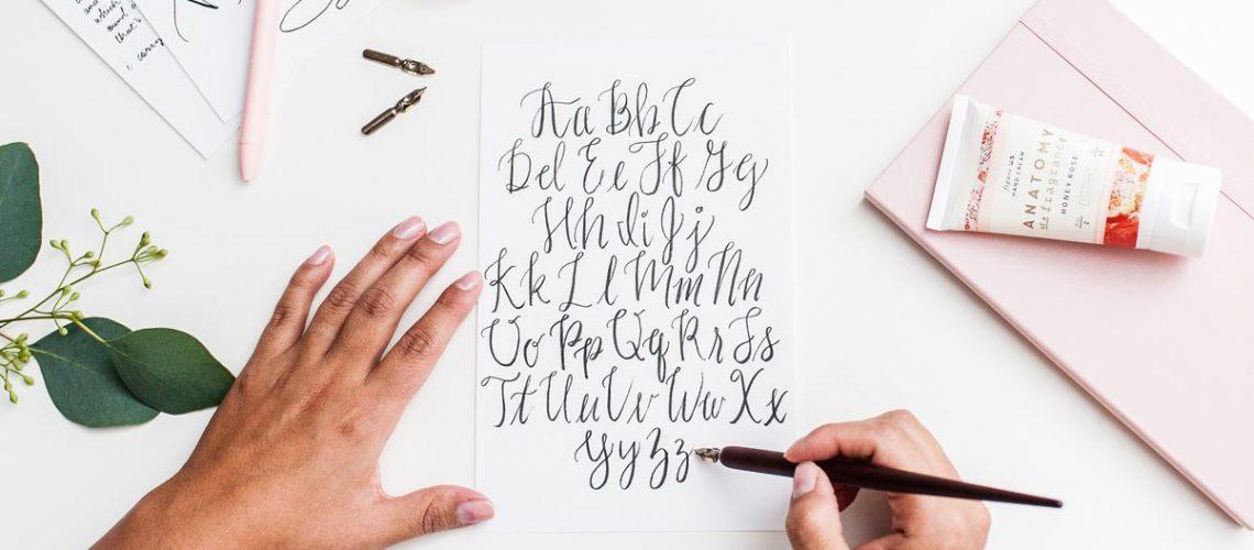 Wat doen lettertypes? Wat is het effect van een bepaald font in een logo? Logo's zonder afbeelding, typografische logo's: ik ben fan en ik leg uit waarom
